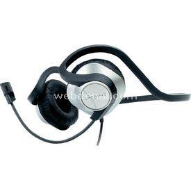 Creative HS-420 (siyah) Kulak Üstü Kulaklık Kafa Bantlı Kulaklık