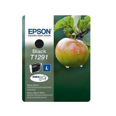Epson T1291 Siyah Kartuş