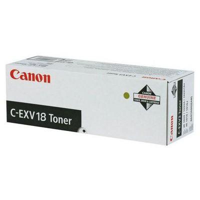 Canon C-EXV18 Siyah Toner