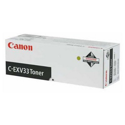 Canon C-EXV-33 Siyah 14600 Sayfa Fotokopi Toneri