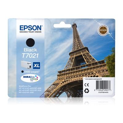 Epson C13T70214010 XL Siyah Kartuş