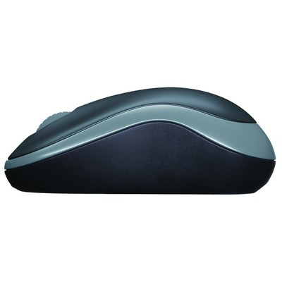 Logitech M185 Wireless Mouse - Gri (910-002235)