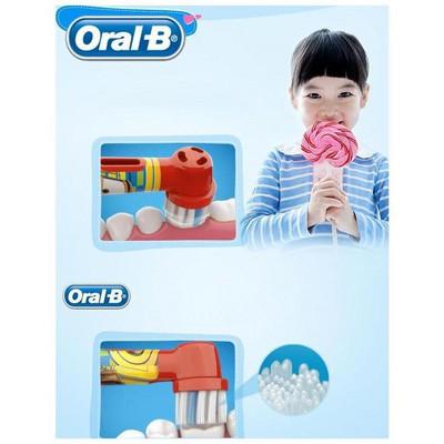 Oral-B EB10-2 Stages Power 2'li Diş Fırçası Yedek Başlığı