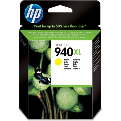 HP 940XL Sarı Kartuş C4909A