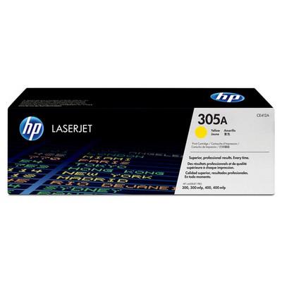 HP 305A CE412A Toner