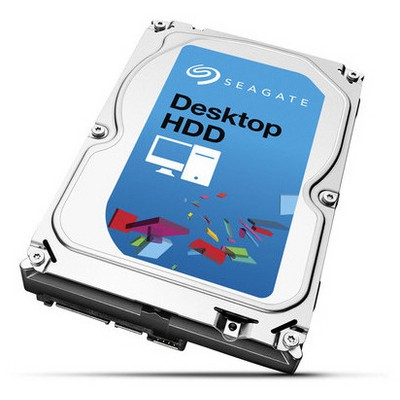 Seagate Barracuda 3TB Desktop HDD - ST3000DM001