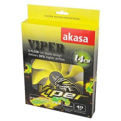 Akasa Viper 14cm S-Flow Fan (AK-FN063)