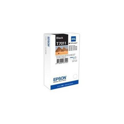 Epson T7011 Siyah Kartuş