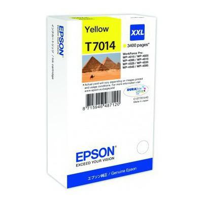 Epson T7014 Sarı Kartuş