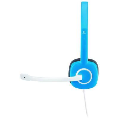 Logitech H150 (blueberry) Kulak Üstü Kulaklık Kafa Bantlı Kulaklık