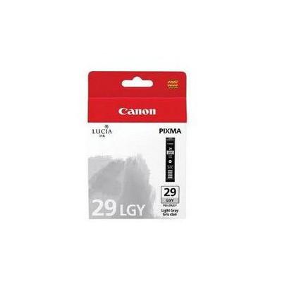 Canon 4872B001 PGI-29LGY Açık Gri Kartuş