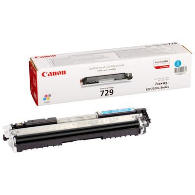 Canon CRG-729C Mavi Toner