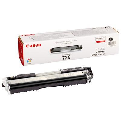 Canon Crg-729BK Siyah Toner