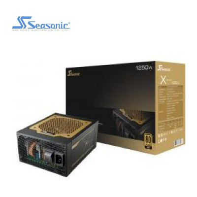 Seasonic Sea-x-1250 1250w X Serisi ,80plus Gold Sertifikalı ,single Rail Modüler Güç
