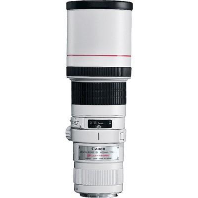 Canon Lens Ef 400mm F/5.6l Usm