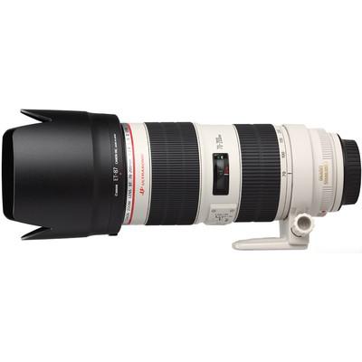 Canon Lens EF 70-200mm f-2.8 L II IS USM