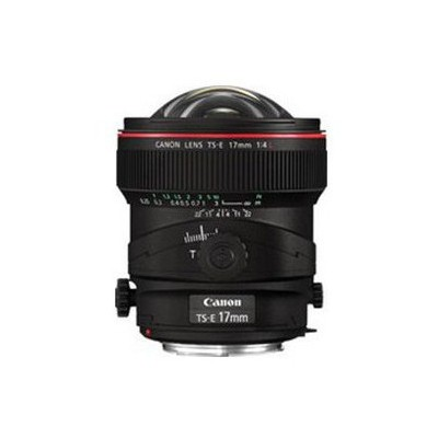 Canon Ts-e17/4.0l Lens