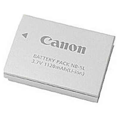 Canon Dsc Battery Pack Nb-5l Kamera Pili