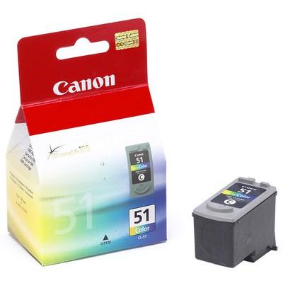 Canon CL-51 Renkli Kartuş