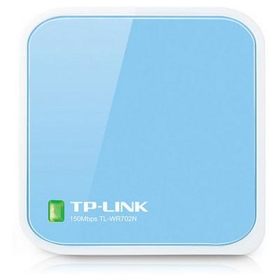 Tp-link TL-WR702N 150 Mbps N Kablosuz AP/Client/Router/Repeater/Bridge 1 WAN/LAN Port