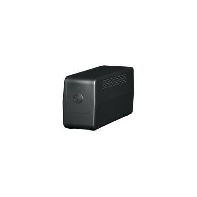 Dexter 650va 650va,line-interaktif,1 Adet 12v 7ah Akü,10-13 Dk ,led Ups,siyah Kesintisiz Güç Kaynağı