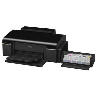 Epson L800 SÜREKLİ MÜREKKEP BESLEMELİ Foto Yazıcı Mürekkep Püskürtmeli Yazıcı
