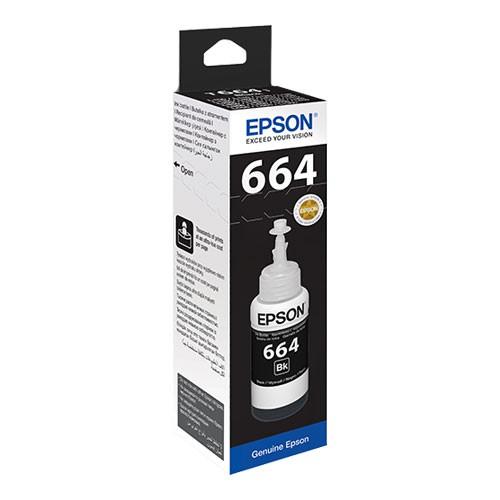 Epson T6641 Siyah