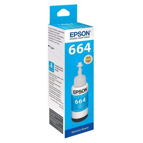 Epson T6642 Mavi C13T66424A Kartuş