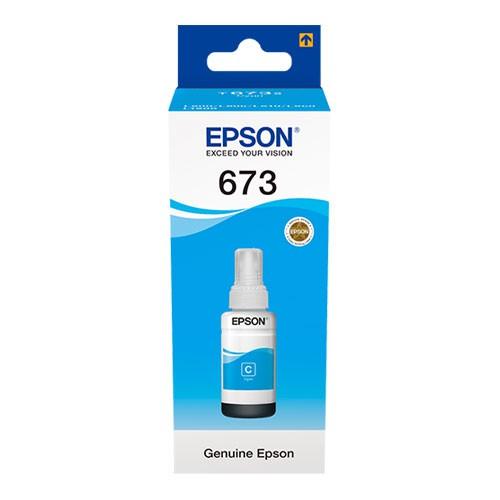 Epson T6732 Mavi Kartuş