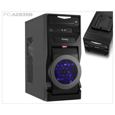 Frisby Fc-a2835b Atx Kulplu  Siyah 300w Kasa