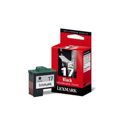 Lexmark 17 10NX217E Siyah Kartuş