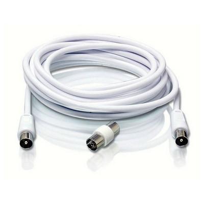Philips Swv2205w/10 Koaksıyel Kablo 4,0 M Güvenlik Aksesuarları