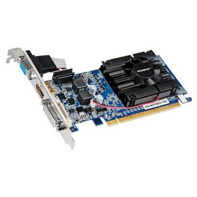 Gigabyte GeForce 210 1G Ekran Kartı