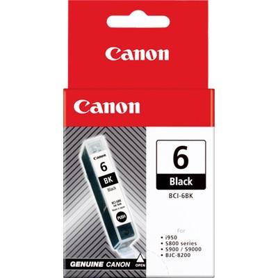 Canon BCI-6BK Siyah Kartuş