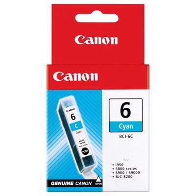 Canon BCI-6C Mavi Kartuş