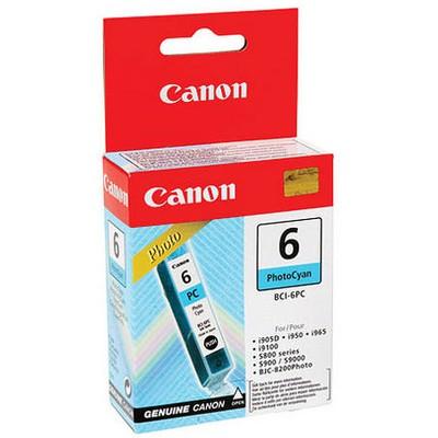 Canon BCI-6PC Foto Mavi Kartuş