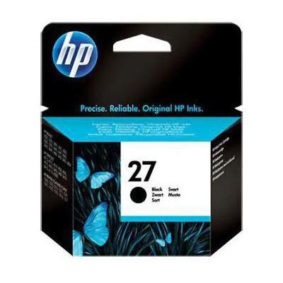 HP 27 Siyah Kartuş C8727A