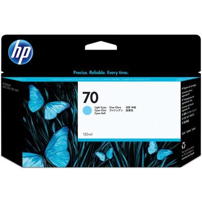 HP 70 Açık Mavi Kartuş C9390A