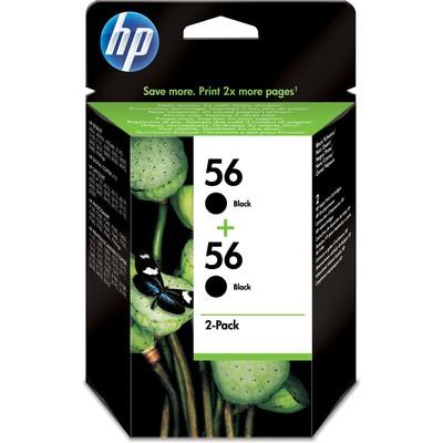 HP C9502a Black Mürekkep  (56) Kartuş