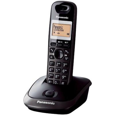 Panasonic Kx-tg2511 Dect Telefon Siyah Telsiz Telefon