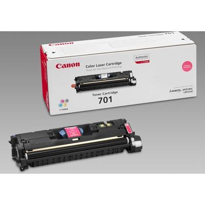 Canon EP-701M Kırmızı Toner