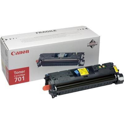 Canon 701 Y Sarı Toner - 4000 Sayfa (9284A003)