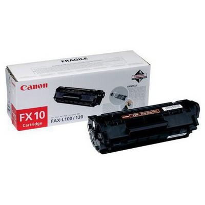 Canon FX-10 Siyah Toner