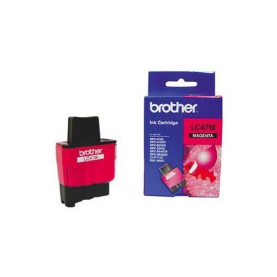 Brother LC47M Kırmızı Kartuş