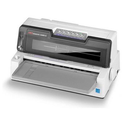 OKI Microline 6300FB, 106 kolon, 9 İğneli Nokta Vuruşlu Yazıcı