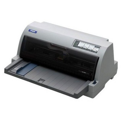 Epson Lq-690 24pin 106 Kolon Dot Matrıx Yazıcı Nokta Vuruşlu Yazıcı
