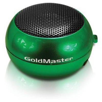 Goldmaster Mobile-20 Mini Cep Hoparlörü (yeşil) Speaker