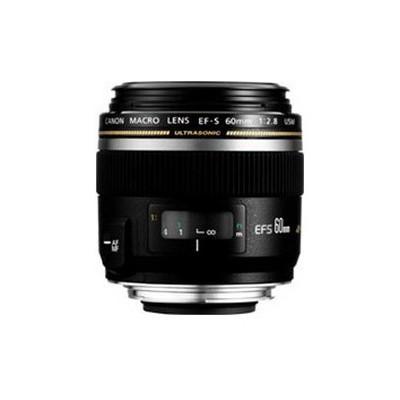 Canon Lens EF-S 60mm f-2.8 Macro USM