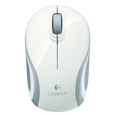 Logitech M187 Wireless Mini Mouse - Beyaz (910-002735)