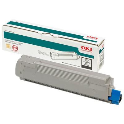 OKI 44973544 Siyah Toner - 2200 Sayfa